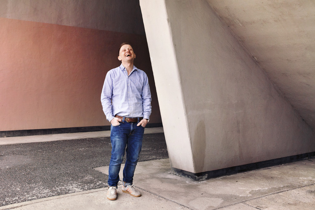 &beyond collective Rob Wilson is a writer, editor, curator and (resting-for-life) architect